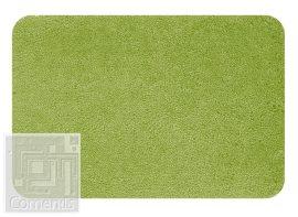 HIGHLAND Olive Fürdőszobaszőnyeg 55x55 cm