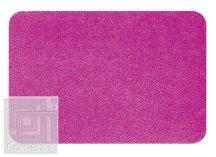 HIGHLAND Dark Pink Fürdőszobaszőnyeg 80x150 cm
