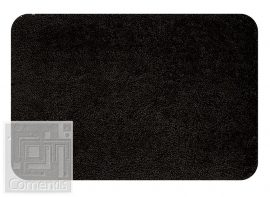HIGHLAND Black Fürdőszobaszőnyeg 60x90 cm