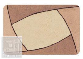 FOCUS Beige Fürdőszobaszőnyeg 80x150 cm