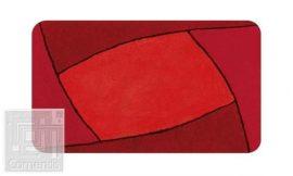 FOCUS Red Fürdőszobaszőnyeg 70x120 cm