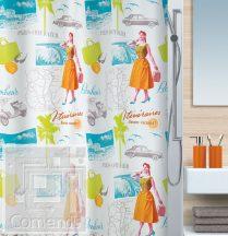 FIFTIES Zuhanyfüggöny 180x200 cm
