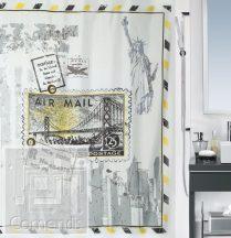 RIVERDALE Zuhanyfüggöny 180x200 cm