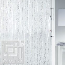 HYDRO Ciel Zuhanyfüggöny 180x200 cm