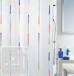 DARIO Multicolor Zuhanyfüggöny 180x200 cm