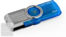 Kingston 4GB USB 2.0 Data Traveler 101 G 2  Pendive