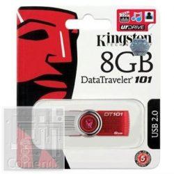 Kingston 8GB USB 2.0 Data Traveler 101 G 2  Pendive