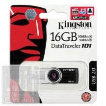 Kingston 16GB USB 2.0 Data Traveler 101 G 2 Pendrive