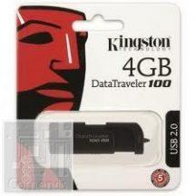 Kingston 4GB USB 2.0 Data Traveler 100 G 2 Pendrive