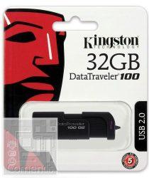 Kingston 32GB USB 2.0 Data Traveler 100 G 2 Pendrive