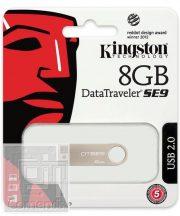 Kingston 8GB USB 2.0 Data Traveler SE9 G 2  Pendive