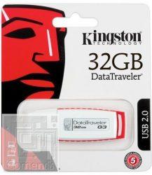 Kingston 32GB USB 2.0 Data Traveler DTIG3 Pendrive