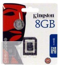 Kingston 8GB MicroSDHC Class 4 memória kártya