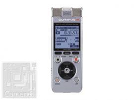Olympus DM-650 (4GB) diktafon - tok, szíj, Ni-MH akkumulátor, Sonority szoftver, sztereo fülhallgató, USB kábel