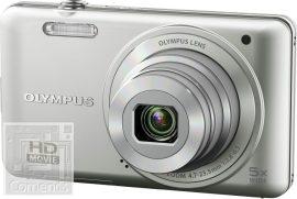 Olympus digitális fényképezőgép VG-130 ezüst