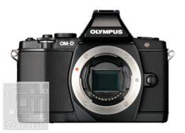 Olympus E-M5 fekete váz, töltő + akku