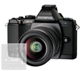 Olympus E-M5 fekete váz + EZ-M1250 Kit fekete töltő + akku