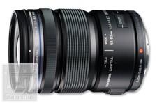 Olympus M.ZUIKO DIGITAL ED 12-50mm 1:3.5-6.3 EZ fekete (elektronikus és manuális zoom)