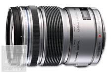Olympus M.ZUIKO DIGITAL ED 12-50mm 1:3.5-6.3 EZ ezüst (elektronikus és manuális zoom)