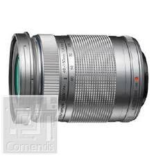 Olympus EZ-M4015 R ezüst, új generációs M.ZUIKO DIGITAL ED 40-150mm 1:4.0-5.6