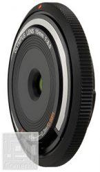 Olympus Vázsapka objektív 15mm 1:8.0 fekete